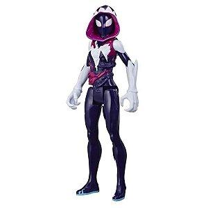Boneco Maximum Venom Ghost Spider - Hasbro