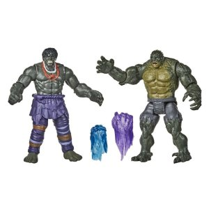 Boneco Marvel Gamerverse Hulk Vs. Abomination - Hasbro