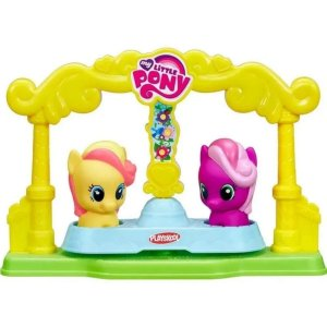 Playskool My Little Pony Gira-Gira das Pôneis - Hasbro