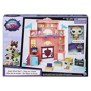 Dia Alegre Na Escola Littlest Pet Shop - Hasbro