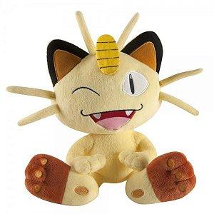 Pelúcia Pokémon Meowth - Tomy