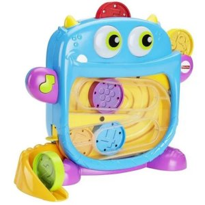 Monstro Labirinto Divertido Fisher Price