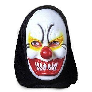 Máscara Palhaço com Capuz