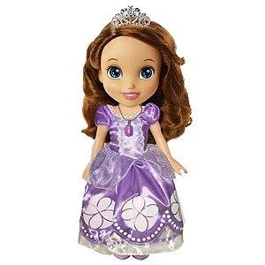 Boneca Princesa Sofia Com Acessórios