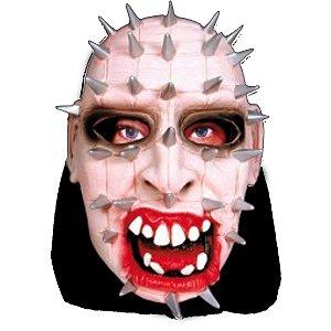 Máscara Espinhudo com Capuz