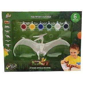 Pterodátilo Dino Paint Médio - Zoop Toys