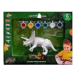 Boneco Para Colorir Dino Paint - Zoop Toys