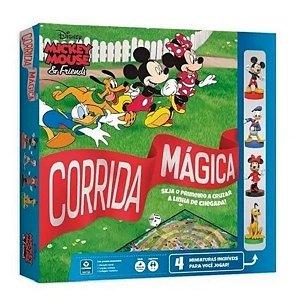 Jogo Corrida Magica Mickey Mouse E Friends - Copag