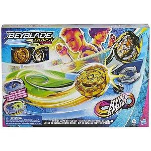 Arena de Batalha e Lançadores Beyblade - Burst Rise Hypersphere - Vortex Climb - Hasbro