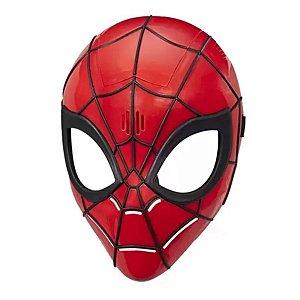 Máscara Eletrônica Homem Aranha