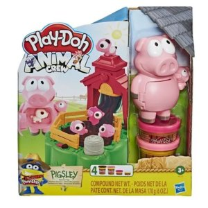 Play Doh Animal Crew Pigsley