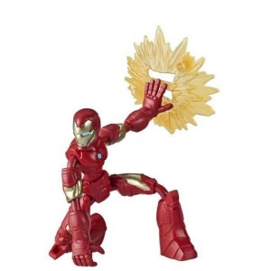 Bend And Flex Iron Man