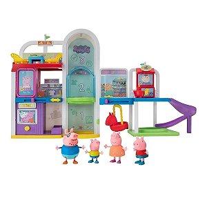 Playset Shopping Da Peppa - Peppa Vai Ao Shopping 2314 Sunny