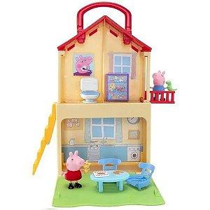 Peppa PIG Casa Maletinha da Peppa SUNNY 2313