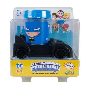 Massinha Dc Super Friends Superkit Batmovel Sunny