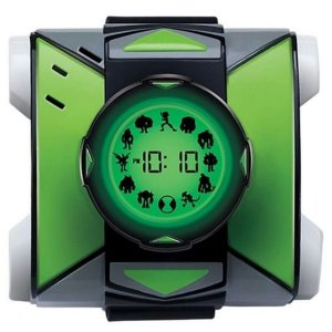 Ben 10 Relógio Omnitrix Digital Com Som e Luz - Sunny