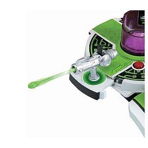 Playset e Mini Figuras 2 em 1 BEN 10 Micro Omnitrix - BEN 10 Sunny