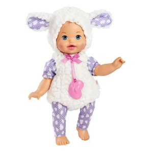 Boneca Little Mommy Mattel - Fantasias Fofinhas - Ovelhinha