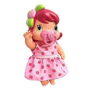 Boneca Baby Moranguinho com Acessórios - Mimo
