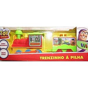 Trenzinho Toy Story Disney Anda E Emite Sons - Toyng