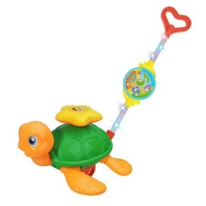 Empurra Baby Musical Tartaruga