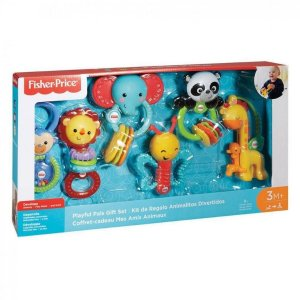Fisher Price Animaizinhos Divertidos - Mattel