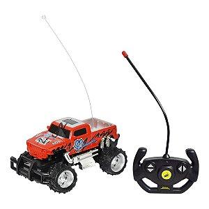 Carro Controle Remoto Pick Up - Dm Toys