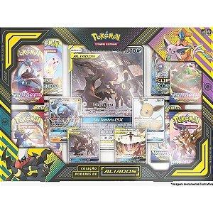Box Pokémon Coleção Poderosos Aliados