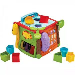 Cubo de Atividades - Fisher Price DLH47 Mattel