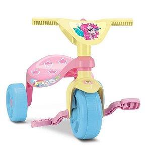Triciclo Tchuco Unicórnio Sem Haste