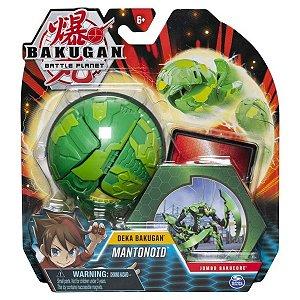 Bakugan Battle Planet - Deka Bakugan: Ventus Mantonoid