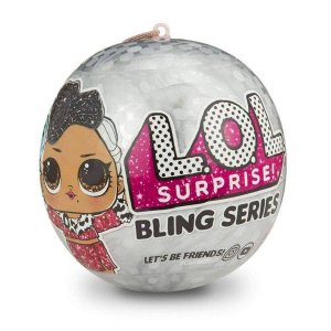 Boneca Lol Surprise Bling Series - Candide