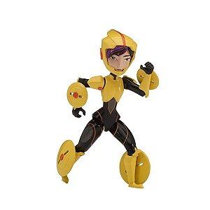 Boneco Articulado Big Hero 6 Series Go Go - Sunny