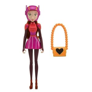 Boneco Honey Lemon Big Hero 6 The Series Articulado - Sunny