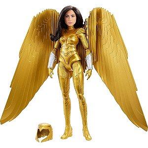 Boneca Mulher Maravilha com Super Armadura - Mattel