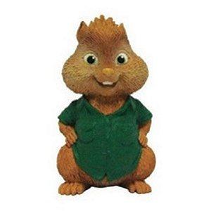 Mini Figura Alvin E os Esquilos Theodore