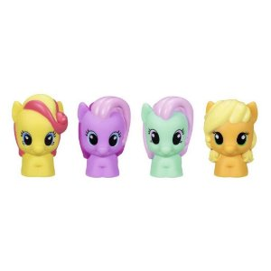 Playskool My Little Pony Com 4 Figuras - Hasbro