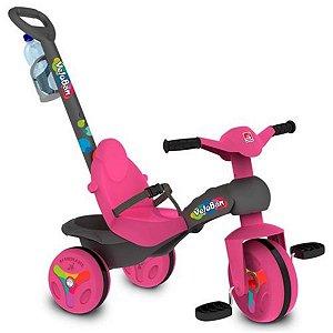 Triciclo Veloban Passeio Pink - Bandeirante