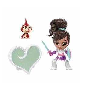 Boneca Princesa Nella Cavaleira - Dtc