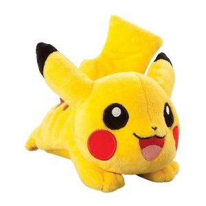 Pelúcia Interativa - Pokémon - Pikachu para os Ombros