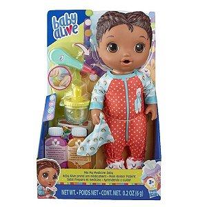 Baby Alive Aprendendo A Cuidar Negra