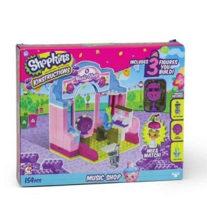 Shopkins Kinstructions Music Shop Dtc