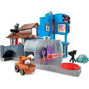 Imaginext - Cars 2 - Noite em Tokio - Mattel