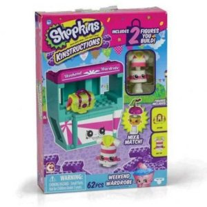 Shopkins Kinstructions  Weekend Wardrobe