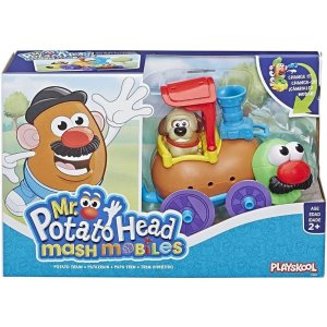 Mr. Potato Head - Veículos Malucos - Hasbro