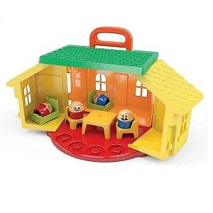 Brinquedo Educativo Family Kids Original Dismat