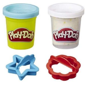 Massinha Play Doh Kitchen Creations 2 Potes