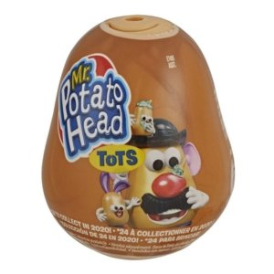 Boneco Mr. Potato Head Batatinhas Surpresa
