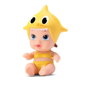 Boneca Little Dolls Tubarãozinho