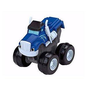 Crusher Veículo Turbo Monster Machines Blaze Fisher-Price - Mattel